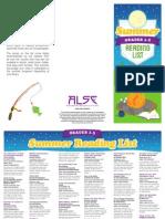 SummerReadingList14 ALSC 3-5 2
