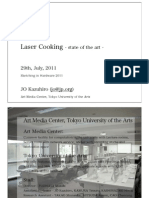 Laser Cooking