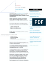 Contoh Dokumen Amdal - Anneahira.com