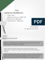Eritema Multiforme Minor