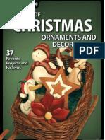 El gran libro de los adornos navideños