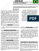 Banner Semana Acadêmica UNICEUB