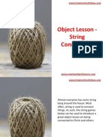 Object Lesson - String Connections