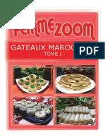 Gâteaux Marocains 01