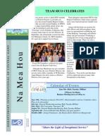 Soroptimist International of Central Oahu June 2014 newsletter