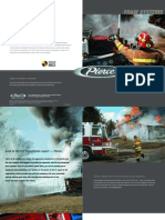 Pierce Foam Brochure