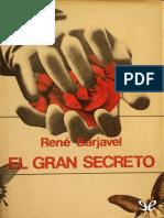 Barjavel, Rene - El Gran Secreto (r1.4)