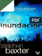 Baxter, Stephen - [Inundacion 1] Inundacion (r1.2)