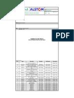Lista de Materiais Geral Casa Dos Ventos I - Rev18