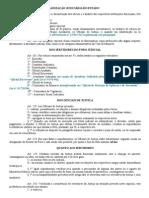 Código de Organização Judiciária Do Estado