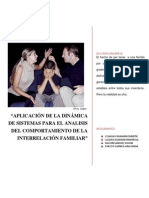 Modelo de Interrelacion Familiar