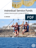 Individual Service Funds - Learning from Inclusion's 18 Years of Practice