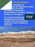 Apresentação Rochas Sedimentares