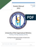 University of the Spernatural
