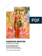 Gayatri Mantra Brief Expl