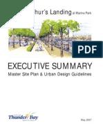Thunder Bay Waterfront Master Plan