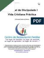 CRF Manual de Discipulado I