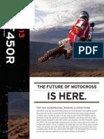 Brochure Crf450rd