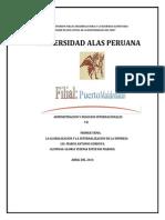Tema i La Globalizacion y La Intern de La Empr Final Profe.