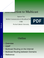 Introduction to Multicast
