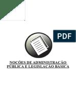 3 - No Oes de Administra Ao Publica e Legisla Ao Basica