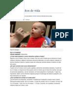 EL COMERCIO-Primeros Años de Vida