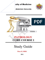 Pathology StudyGuide 2011 KAAU