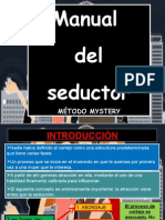 Mistery Manual Seductor