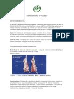 Cortes de Carne en Colombia
