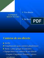 3 - EXPLOTACION DE CANTERAS CON EXPLOSIVOS MAS CARRETERAS 2013-2.ppt