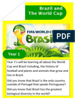 World Cup Booklet