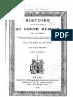 Fabre Dolivet Hist Genre Humain Pdf_1_-1dm