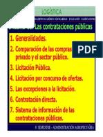 Logistica_10 - Las Contrataciones Públicas (Mayo-2014)