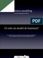 Business Modeling Peter Barta