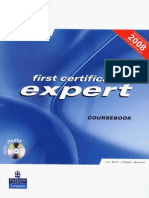 First Certificate Expert - Coursebook