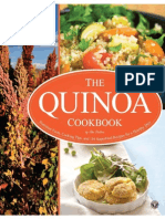The Quinoa Cookbook - Nutrition Facts, Cooking Tips