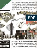 AV Proyectos 017 2006 (Arquitectura, Architecture, Design) Www.arquitecturaviva.com