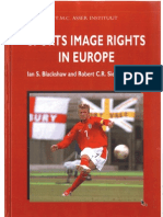 Sports Image Rights in Europe.txt