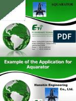 Aquarator