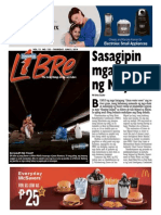 Today's Libre 06052014