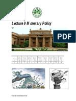 16. Unit 10 Monitory Policy of Pakistan