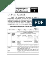 I - Capitolul 1 Analiza Organoleptica a Marfurilor Alimentare