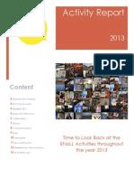 ENoLL Activity Report
