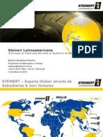 CONTEM 2014 - Tecnologia de separação aplicada ao segmento de mineração