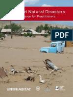 Land and Natural Disasters Un Habitat