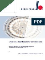 57293-Reinigung Sterilisation Desinfektion (Spanisch)