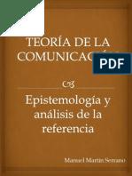 TEORÍA DE LA COMUNICACIÓN - CONCEPTOS