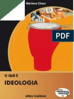 Resumo Livro O Que é Ideologia