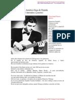 La Guitarra Llega Ha America. By Jose Antonino.Olivera