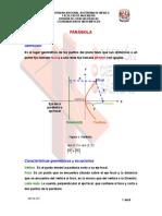 Notas Parabola